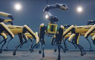 Hyundai Boston Dynamics robots become security guards and insurance agents