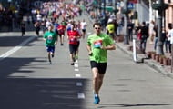 In Kiev, traffic will be limited on a number of streets due to the marathon
