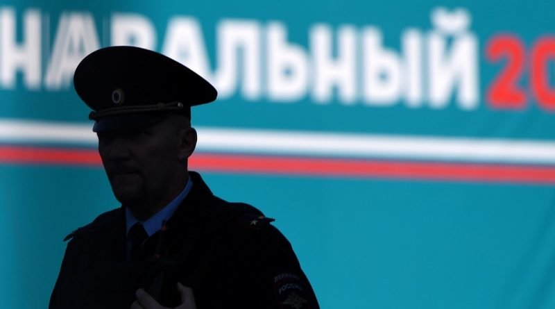 """In Krasnoyarsk, a protocol was drawn up against the former activist of Navalny's headquarters for using the symbols """"H"""" and """"!""""  in old posts"""