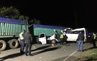 In Nikolayevshchina four people died in a large-scale accident