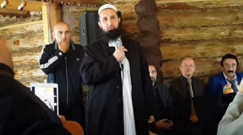 In Tajikistan, a cleric was sentenced to five years in prison for extremism.  Two of his students received 4.5 years each