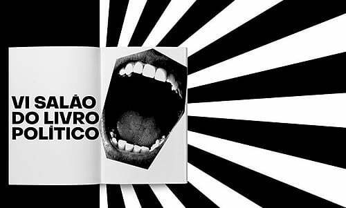 """In its sixth edition, the book fair """"Salão do Livro Politico"""" starts this Friday (24)"""
