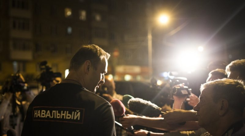 Investigative Committee opened a criminal case against Navalny, Volkov and Zhdanov on the creation and leadership of an extremist community