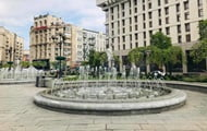 It became known when fountains will be turned off in Kiev