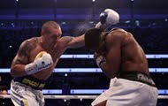 Klimas: Usyk was deprived of six seconds, in which he could knock out Joshua