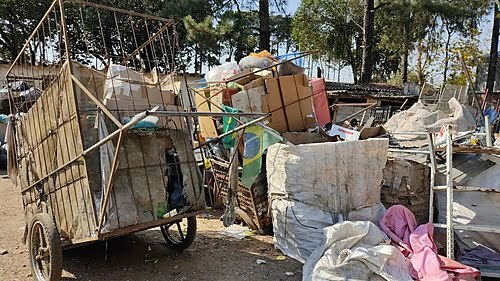 """PR: Waste pickers need """"a roof"""" to work;  know how to help"""