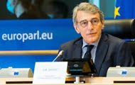 President of the European Parliament was admitted to hospital with pneumonia