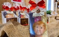 Success in retirement: Merkel's head-shaped marzipans are sold in Germany