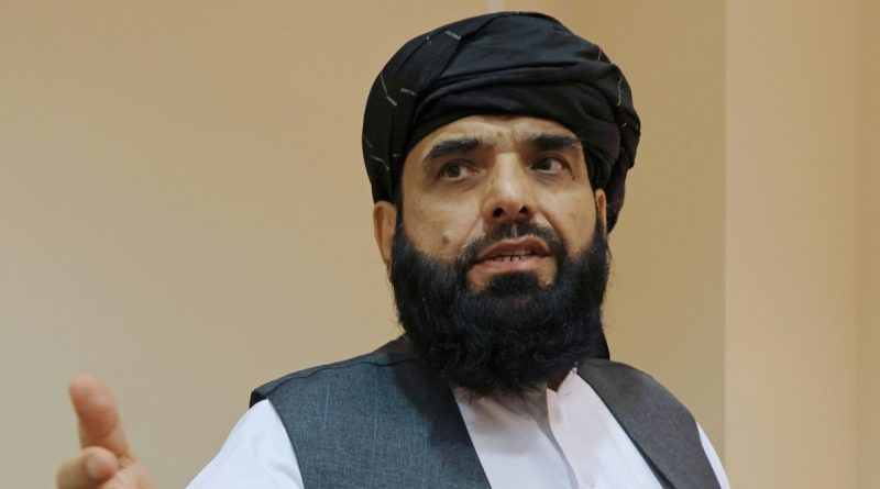 Taliban ask UN to allow them to speak from the rostrum of the General Assembly