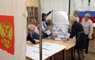 The first results of the State Duma elections were announced in Russia