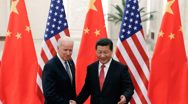 The leaders of the United States and China spoke on the phone for the first time in more than six months