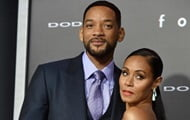 Will Smith's estate on fire