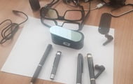 A Japanese man with spy equipment was detained at the border