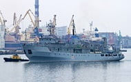 A Ukrainian ship in disaster in the Black Sea is being towed to Odessa