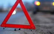 A large-scale accident occurred in Kiev