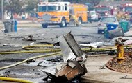 A plane crashed in the USA, there are casualties