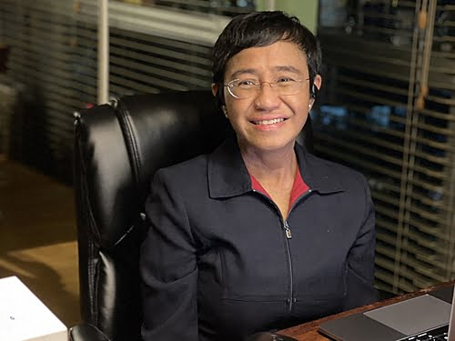 Analysis    Maria Ressa and the Nobel Prize: the fight against fake news is the fight for democracy