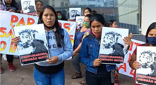 Apib and Cimi denounce torture and murders in the Serrinha Indigenous Land, in northern Rio Grande do Sul
