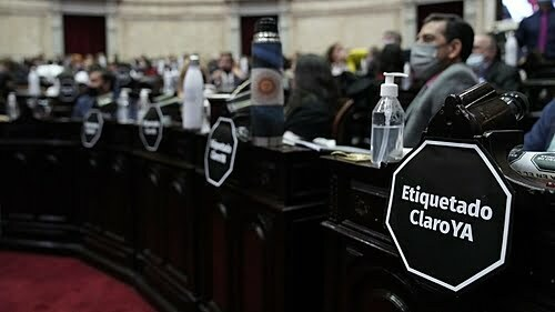 Argentina passes front labeling law for ultra-processed foods