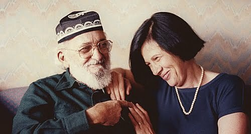 Bem Viver na TV: In an interview, Nita Freire remembers living with Paulo Freire