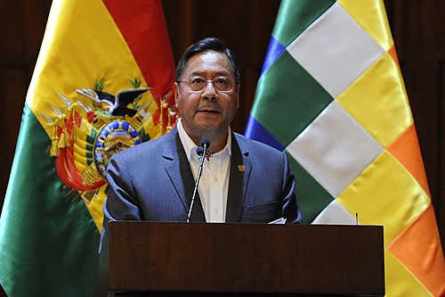 Bolivian government says opposition sought paramilitaries to kill President Luis Arce