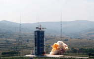 China launched a satellite to observe the Sun