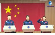 China prepares record longest mission to space