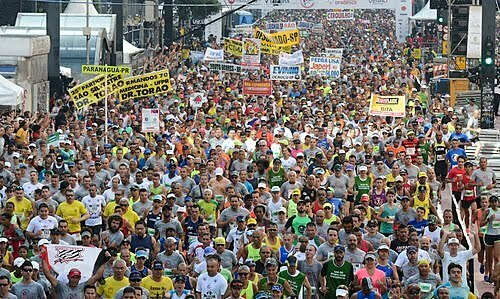 Corrida de São Silvestre: organization will require proof of vaccination from runners