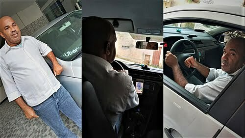 Driver of Uber, evangelical and disillusioned with Bolsonaro, Beré articulates an anti-racist party