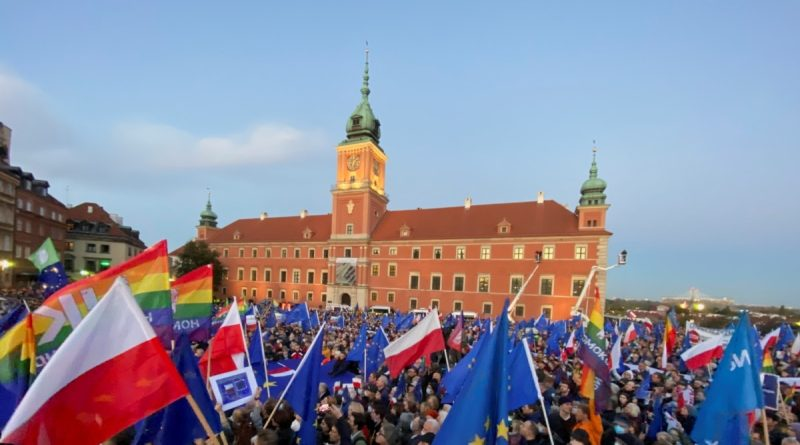 EU court ordered Poland to pay a million euros in fine per day