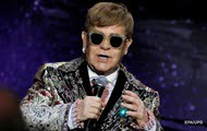 Elton John topped the charts in Britain for the first time in 16 years
