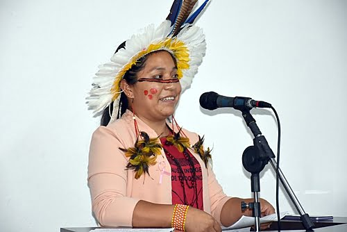 First indigenous councilor in the city of Chapecó (SC) takes office