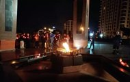 Gas supply to the Eternal Flame resumed in Moldova