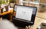 Google Corporation announced the growth of profits