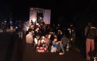 Guatemala police rescued 126 migrants from abandoned truck