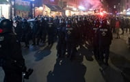 In Berlin, 3.5 thousand police officers stormed a squat