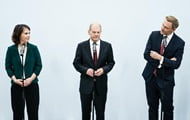In Germany, three parties intend to start coalition talks