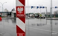 In Poland, a Ukrainian was detained who transported illegal immigrants