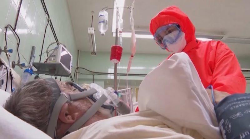 In Russia, a new record for the entire pandemic for new cases of covid - more than 34 thousand per day