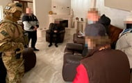 In the Kiev region, a gang of criminal authority was exposed