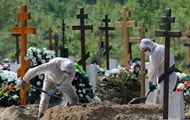 In the Russian Federation, the maximum deaths from COVID since the beginning of the pandemic