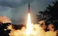 India has tested an intercontinental missile