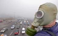 Kiev is in the top twenty cities with the dirtiest air