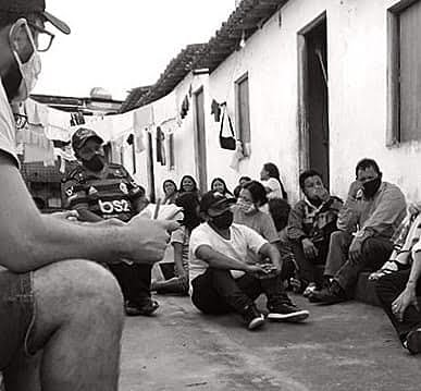 Learn more about the Warao indigenous people of Venezuela, who are at social risk within BA