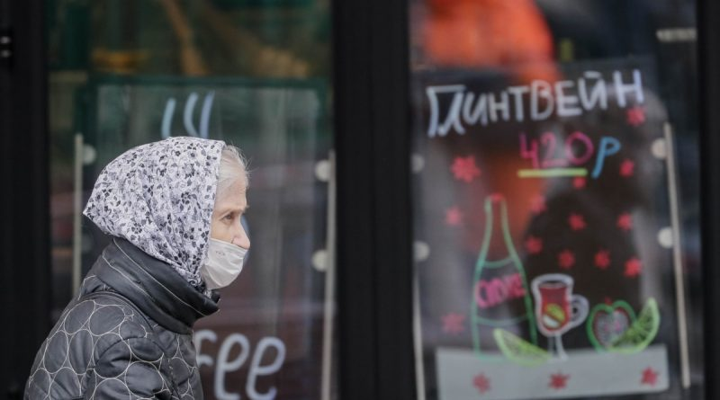 Lockdown due to coronavirus began in Moscow and the Moscow region