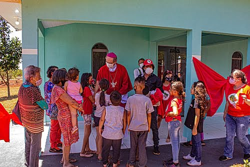 """""""MST offers a possibility to solve hunger"""", says Bishop of Campo Mourão (PR)"""