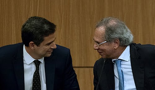 Minister Paulo Guedes and BC president moved ghost companies in tax haven