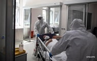More than 700 COVID deaths per day in Ukraine