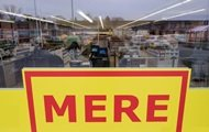 NSDC bans the work of Russian Mere supermarkets in Ukraine