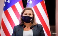 Nuland in Moscow discusses the resumption of negotiations on Donbass - media